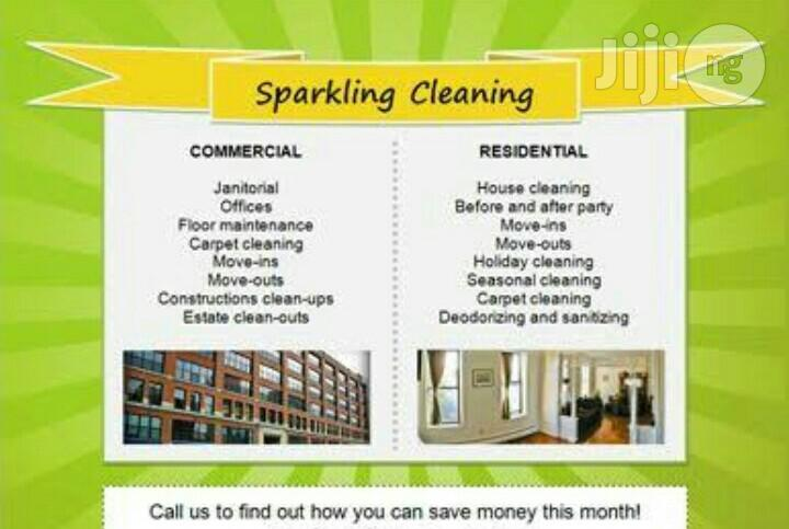 Archive: Cleaning/ Fumigation/ Tiles Polishing