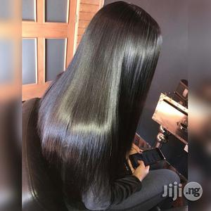 32inches GRADE 12A Raw Virgin Hair With Frontal   Hair Beauty for sale in Rivers State, Port-Harcourt