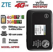 Zte 4G LTE Mobile Internet Wifi Hotspot for Glo, Mtn, Ntel, 9mobile, Airtel | Networking Products for sale in Abuja (FCT) State, Wuse