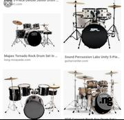 Orignal 5set Drum | Musical Instruments & Gear for sale in Lagos State, Mushin