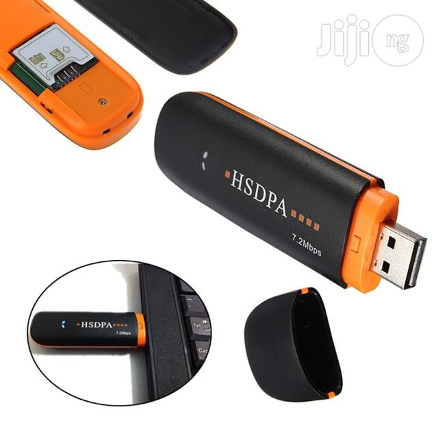 HSDPA Universal Modem USB Dongle With Sim Slot for All Networks