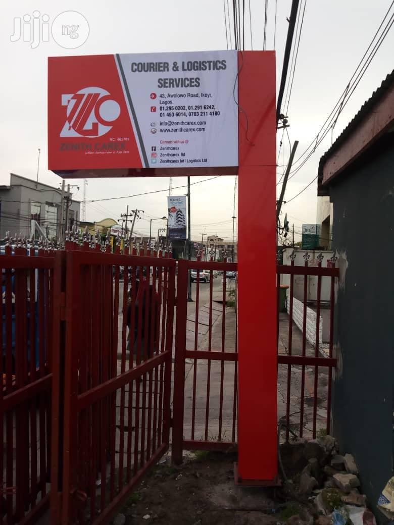 Pilon Signages   Computer & IT Services for sale in Ikeja, Lagos State, Nigeria