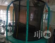 8ft Trampoline With Net | Sports Equipment for sale in Akwa Ibom State, Etinan
