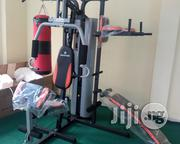 Home Gym With Boxing Bag | Sports Equipment for sale in Akwa Ibom State, Etinan