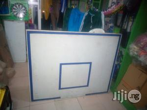 LocáL Basketball BàCk Board | Sports Equipment for sale in Lagos State, Ikeja