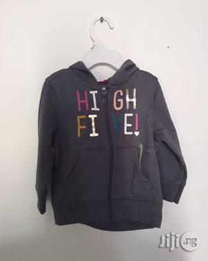 Old Navy 18-24 Months Hooded Top With Inscription   Children's Clothing for sale in Abuja (FCT) State, Jabi