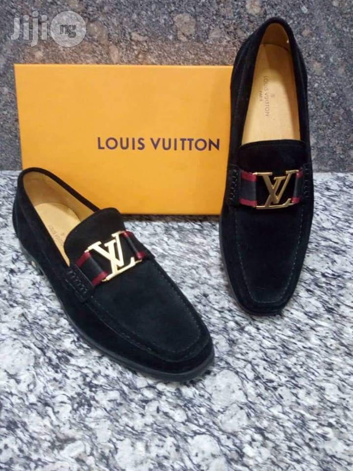 Quality Designer LV Loafers Available