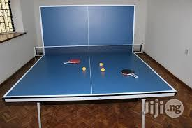 Mobile Outdoor Tennis Board Availailble at Cheap Prices   Sports Equipment for sale in Rivers State, Port-Harcourt