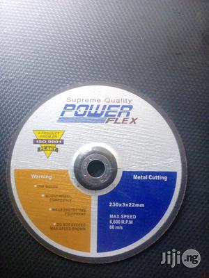 """Cutting Disk 4"""" 6"""" 7"""" 9""""   Electrical Hand Tools for sale in Lagos State, Apapa"""