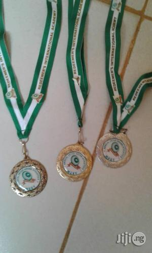 Medal With Print   Arts & Crafts for sale in Lagos State, Ikoyi