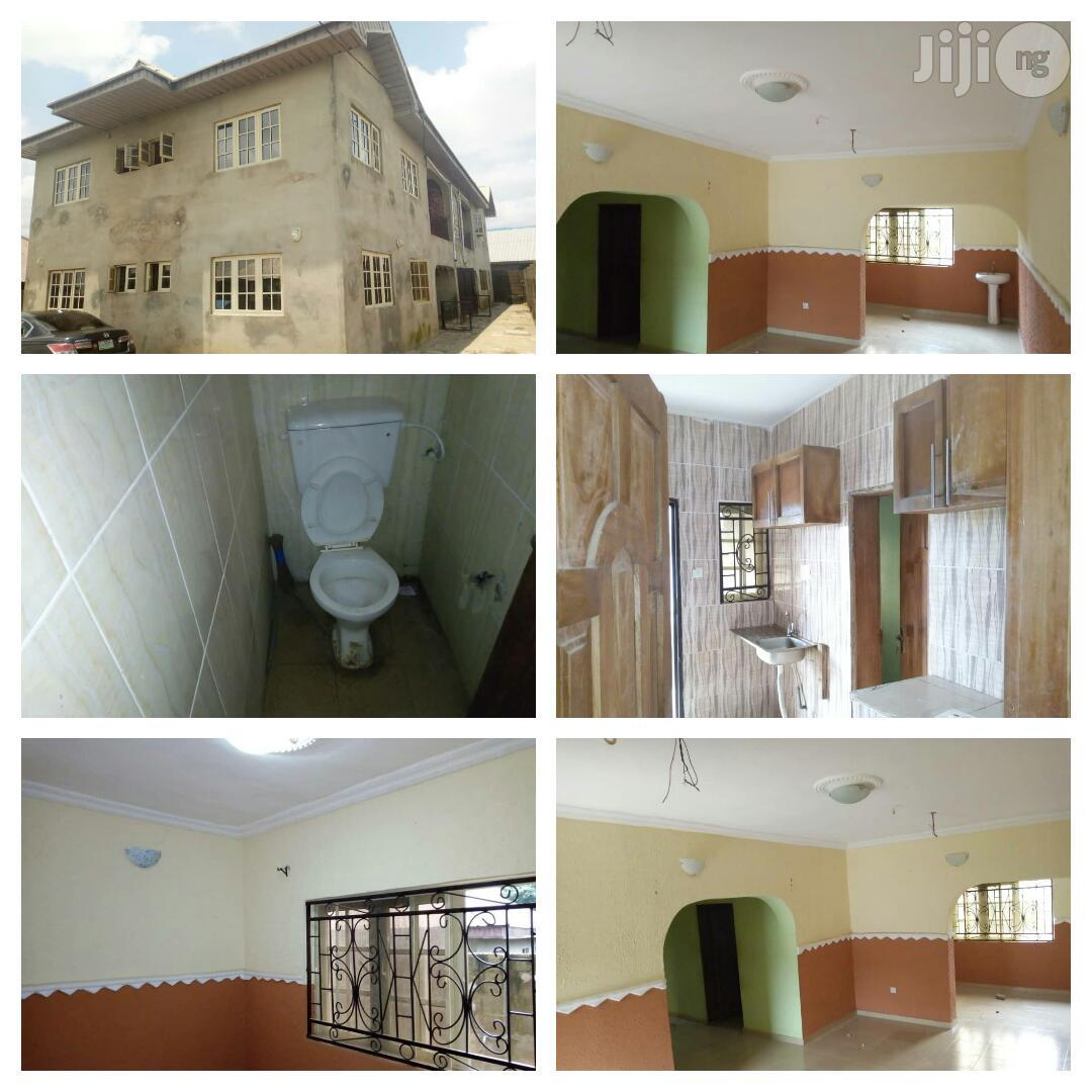 Archive: 3 Bedroom Flat 2 Toilets And Bt Tiled At Akobo Ojurin Ibadan