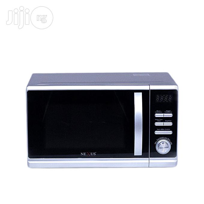 Nexus 20 Litre Microwave With Grill NX-9203