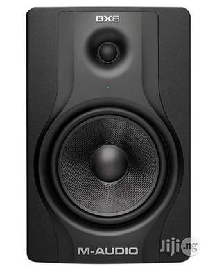 M-audio Bx8 Carbon Black Studio Monitor | Audio & Music Equipment for sale in Lagos State, Shomolu