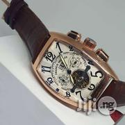 Original Engine Franck Muller Wristwatch With Chronograph and Date | Watches for sale in Lagos State