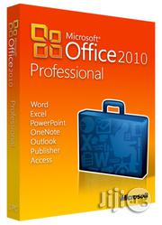 Microsoft Office Professional 2010 | Software for sale in Lagos State, Ikeja