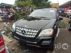 Mercedes-Benz M Class 4MATIC 2009 Black | Cars for sale in Lagos State, Amuwo-Odofin