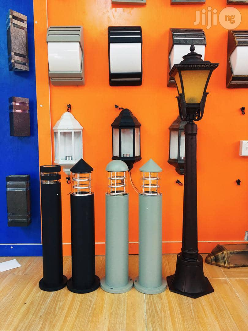 Quality Outdoor Lights (Gardens Lamp)