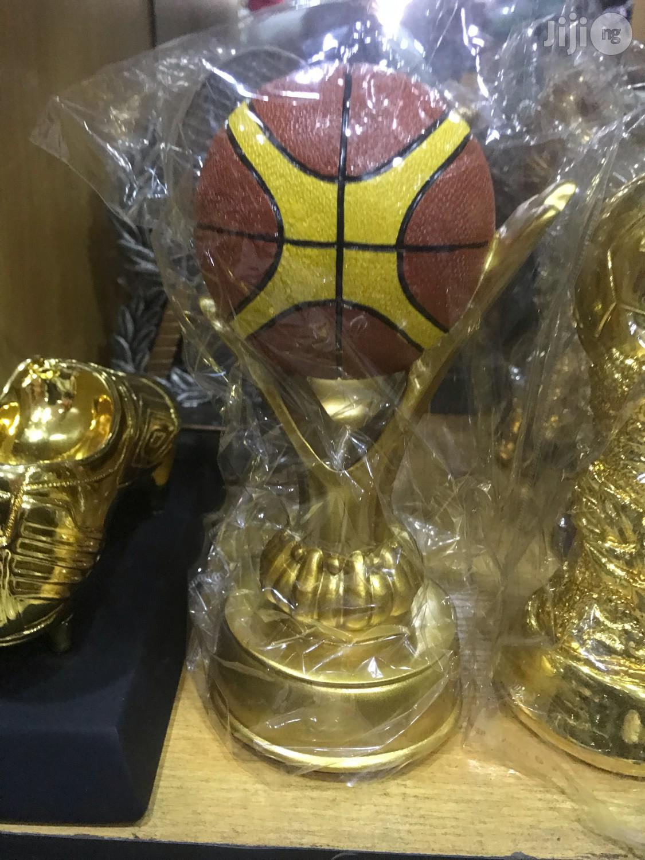 Award For Basketball