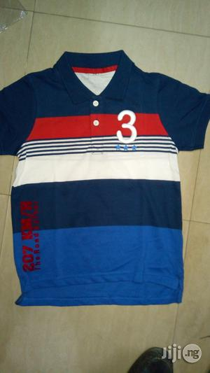 Stock Boys Polo | Children's Clothing for sale in Lagos State, Yaba