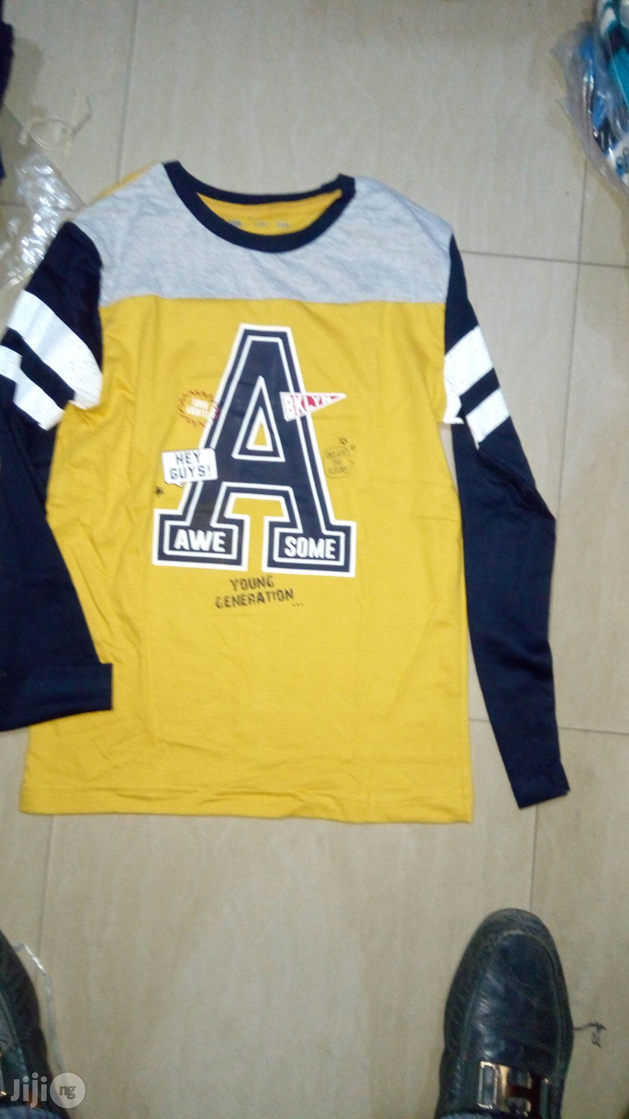 Stock Boys Polo | Children's Clothing for sale in Yaba, Lagos State, Nigeria