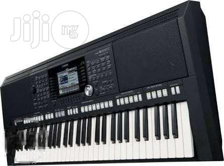 A Brand New Original Yamaha Keyboard Model PSR E443 | Musical Instruments & Gear for sale in Mushin, Lagos State, Nigeria