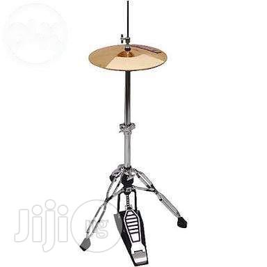 New Complete Hi Hat And Simba | Musical Instruments & Gear for sale in Ilupeju, Lagos State, Nigeria