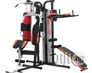 Station Gym With Boxing Bag | Sports Equipment for sale in Bayelsa State, Southern Ijaw