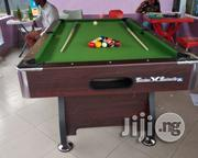 Brown Snooker Table | Sports Equipment for sale in Bayelsa State, Southern Ijaw