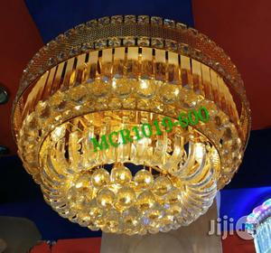 Quality LED Crystal Flush Light With Enegy Bulb | Home Accessories for sale in Lagos State, Ojo