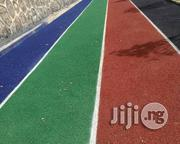 Tartan Track And Court Surface Construction | Building & Trades Services for sale in Lagos State