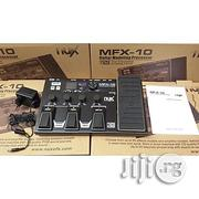 NUX MFX-10 Guitar Effect Pedal Processor 55 Models 72 Presets. | Musical Instruments & Gear for sale in Lagos State, Lekki Phase 1