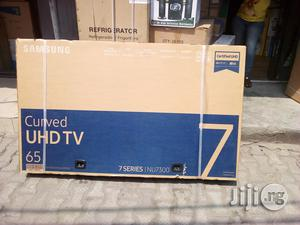 Samsung Led HDMI Television 4K 65 Inches | TV & DVD Equipment for sale in Lagos State, Ojo
