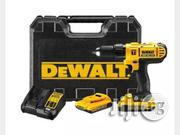 Dewalt 18v Xr Li-ion Cordless Compact Drill Driver | Electrical Tools for sale in Lagos State, Alimosho