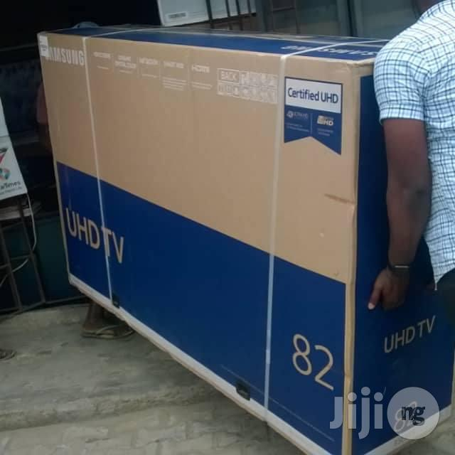 Samsung Led HDMI Television 4K 65 Inches   TV & DVD Equipment for sale in Ojo, Lagos State, Nigeria