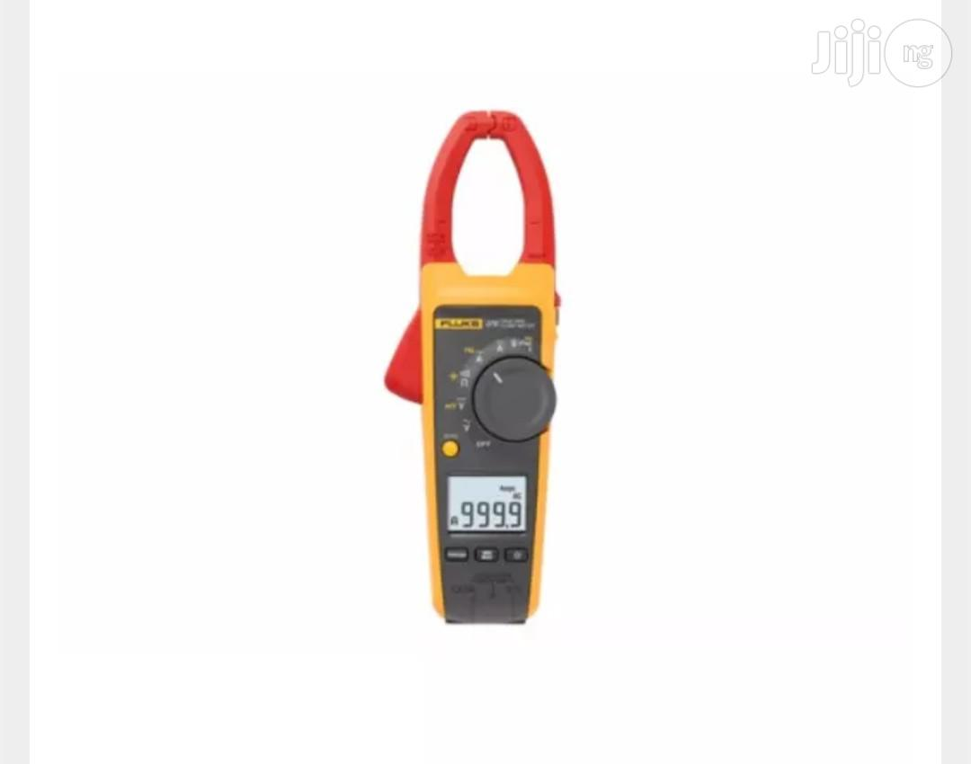 Archive: Fluke 376 True RMS AC/DC Clamp Meter