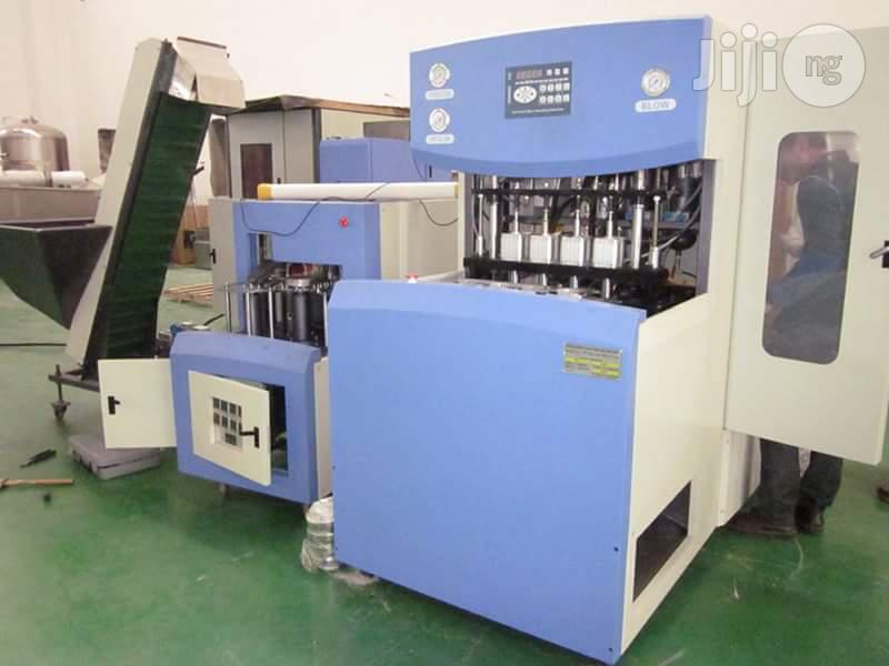 Bottle Blowing Machine (Pet Bottle Blower) | Manufacturing Equipment for sale in Ojo, Lagos State, Nigeria
