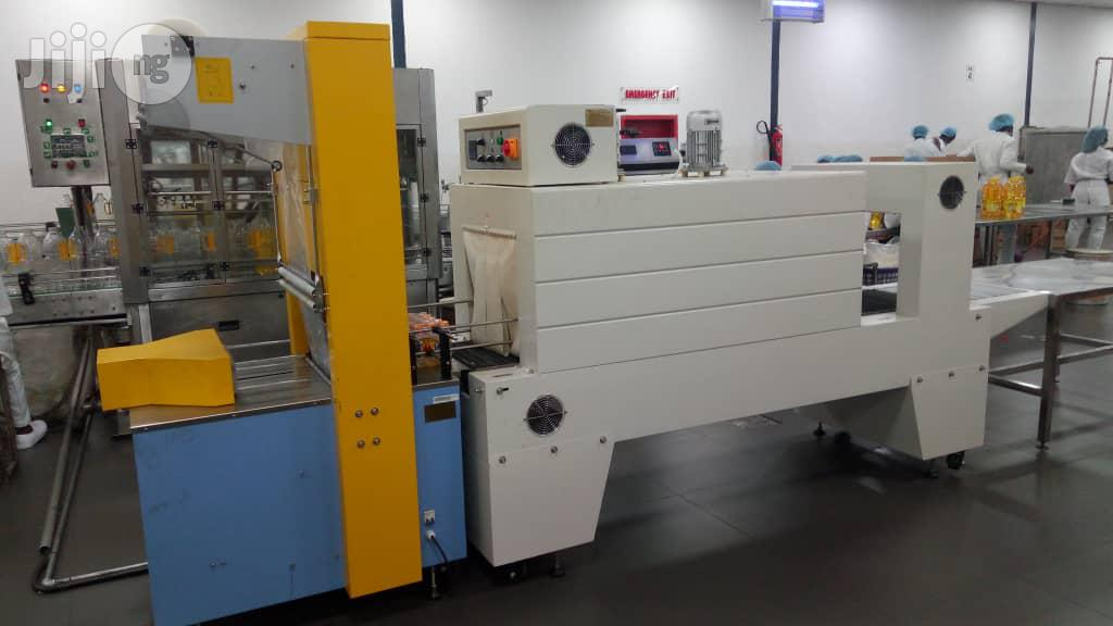 Shrink Wrapping Machine | Manufacturing Equipment for sale in Lagos State, Nigeria