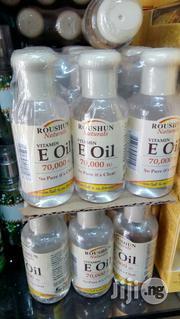 Roushun Naturals Vitamin E Oil 70,000 (3pcs: Minimum Order) | Vitamins & Supplements for sale in Lagos State
