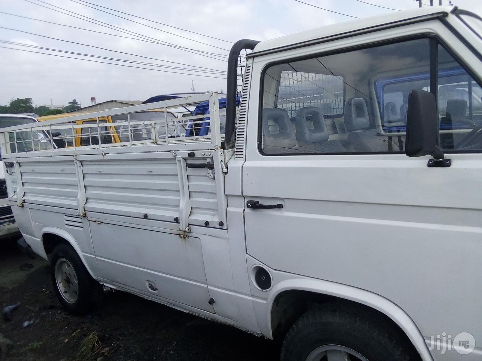 Volkswagen Pickup 1999 White | Buses & Microbuses for sale in Apapa, Lagos State, Nigeria