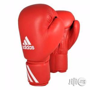 Boxing Glove (Leather) | Sports Equipment for sale in Lagos State, Surulere