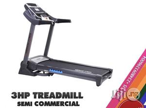 3hp Semi Commercial Treadmill (American Fitness)   Sports Equipment for sale in Lagos State, Lekki