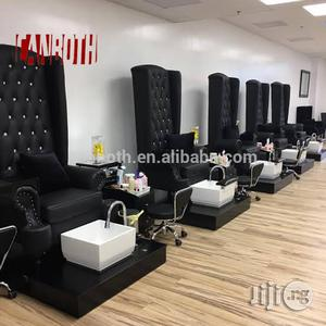 Saloon Chairs And Pedicure Seat. | Salon Equipment for sale in Lagos State, Lagos Island (Eko)