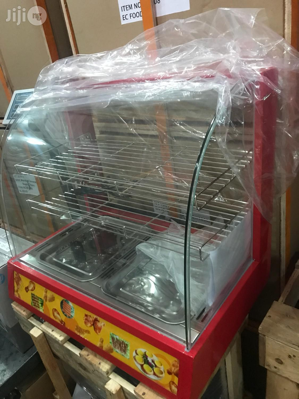 Snacks Warmer 2plates