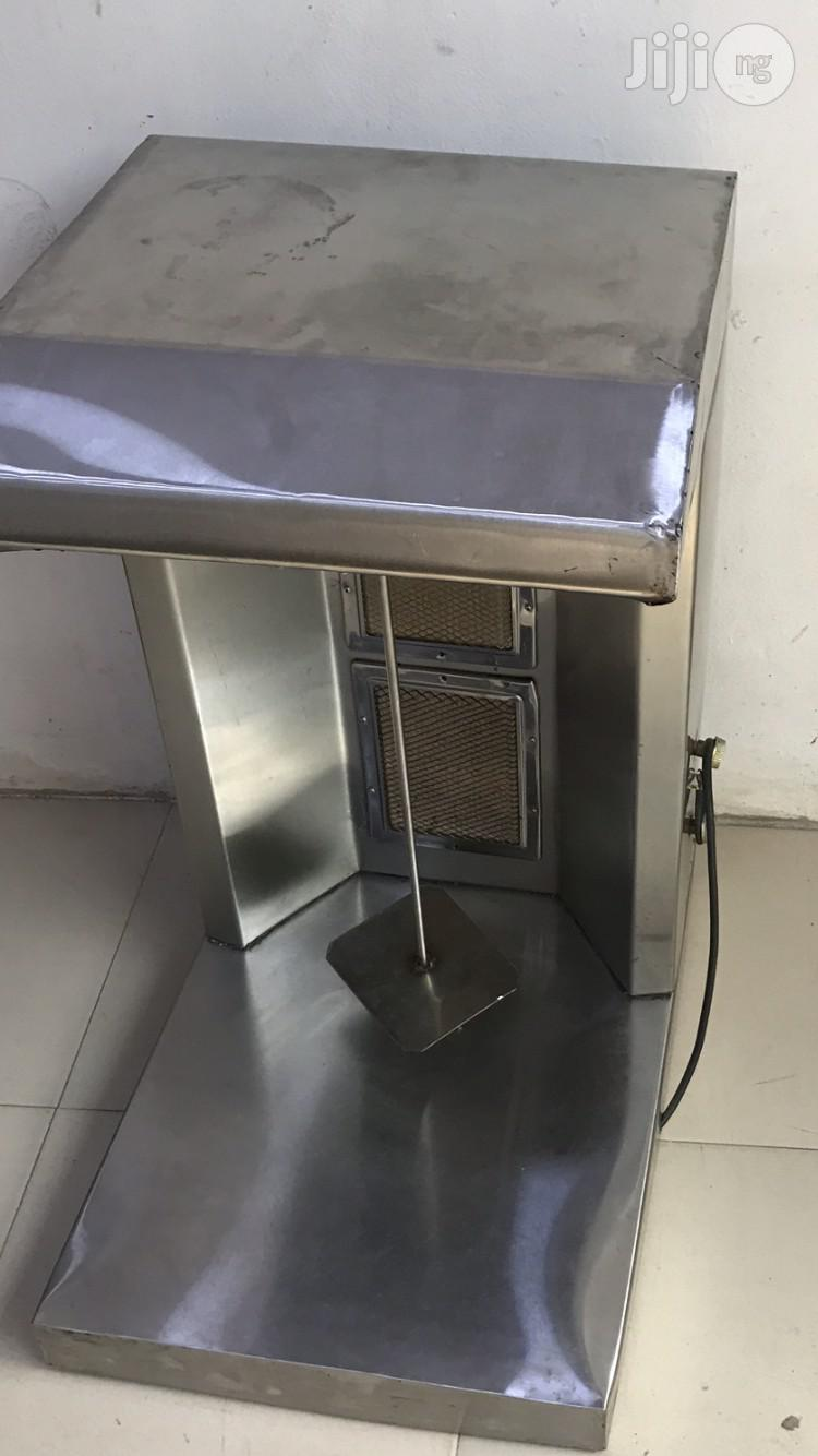 Shawarma Machine Gas
