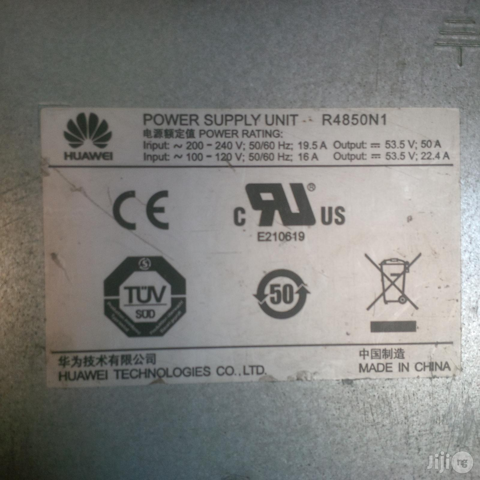 50A/48V Huawei Battery Charger | Vehicle Parts & Accessories for sale in Ojo, Lagos State, Nigeria