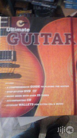 Guitar Book DIY