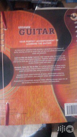 Guitar Book DIY   Books & Games for sale in Yaba, Lagos State, Nigeria