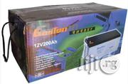 12v 200ah Gaston Battery | Electrical Equipment for sale in Lagos State, Ojo