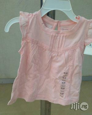 Baby Gap Pink Girl's Top 12_18months   Children's Clothing for sale in Abuja (FCT) State, Jabi