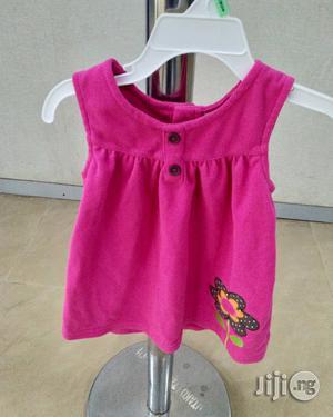 Carter's 12m Pink Baby Girl Jumper Dress   Children's Clothing for sale in Abuja (FCT) State, Jabi